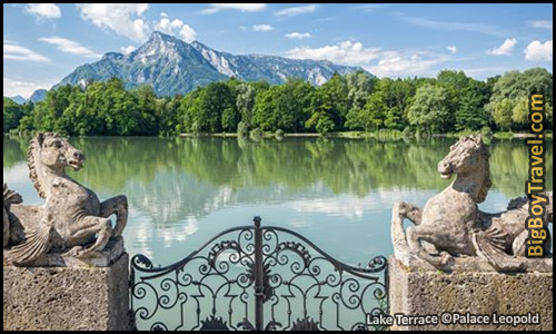 Sound of Music Movie Tour in Salzburg - Film Locations Map