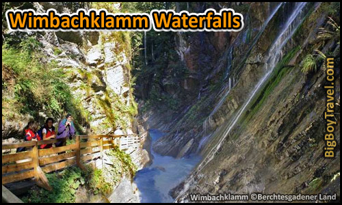 Top 10 Things To Do In Berchtesgaden Germany - Wimbachklamm Waterfalls Ramsau