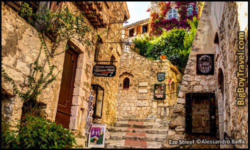 Top 25 Medieval Cities In Europe, Eze France