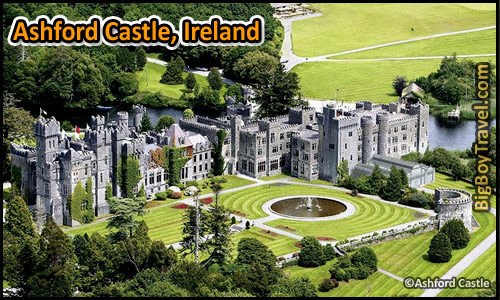 Coolest Hotels In The World, Top Ten, Ashford Castle Ireland