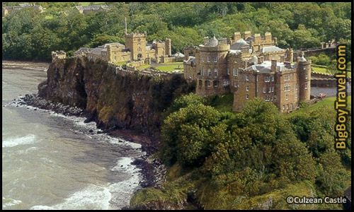 Most Amazing Castle Hotels In The World, Top Ten, Culzean Castle Scotland