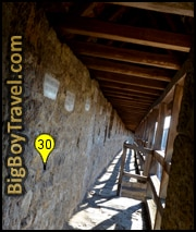 Free Old Town Rothenburg Walking Tour Map - City Wall Walk