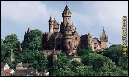 Top Castles In Germany - Braunfels Castle