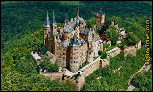 Top Castles In Germany - Hohenzollern Castle