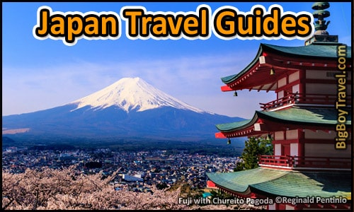 Japanese Travel Guides - Top Cities To Visit