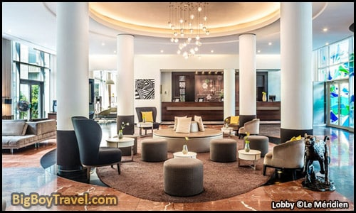 Top Ten Hotels In Munich Best Places To Stay - Le Meridien Hotel