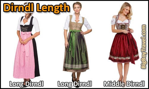 6fc446be8f08db Dirndl Dress Length  How To Dress For Oktoberfest In Munich Outfit Clothing  Guide What To Wear For Oktoberfest -