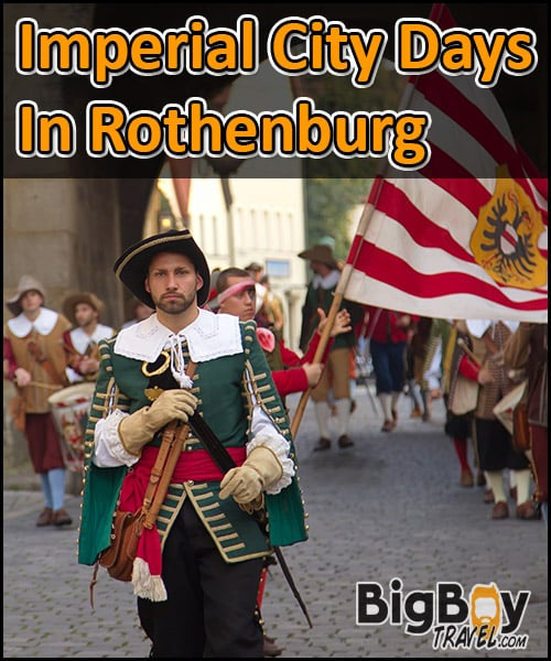Imperial City Days In Rothenburg Reichsstadt Festtage Events Guide - What To Expect