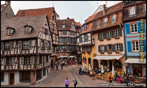 Top 25 Best Medieval Cities In Europe To Visit Preserved - Colmar France