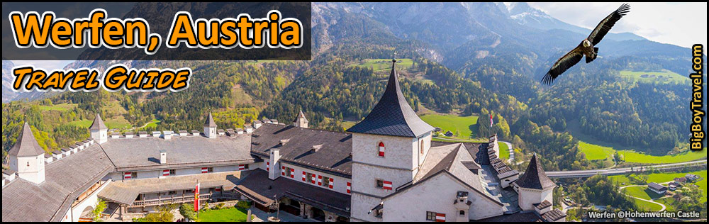 werfen austria travel guide