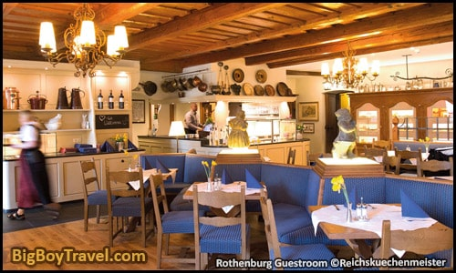 Top Ten Hotels In Rothenburg Top Places To Stay - Imperial Kitchen Master reichskuechenmeister