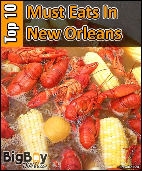 Top Ten Must Eat Foods In New Orleans - Best Southern Dishes To Try